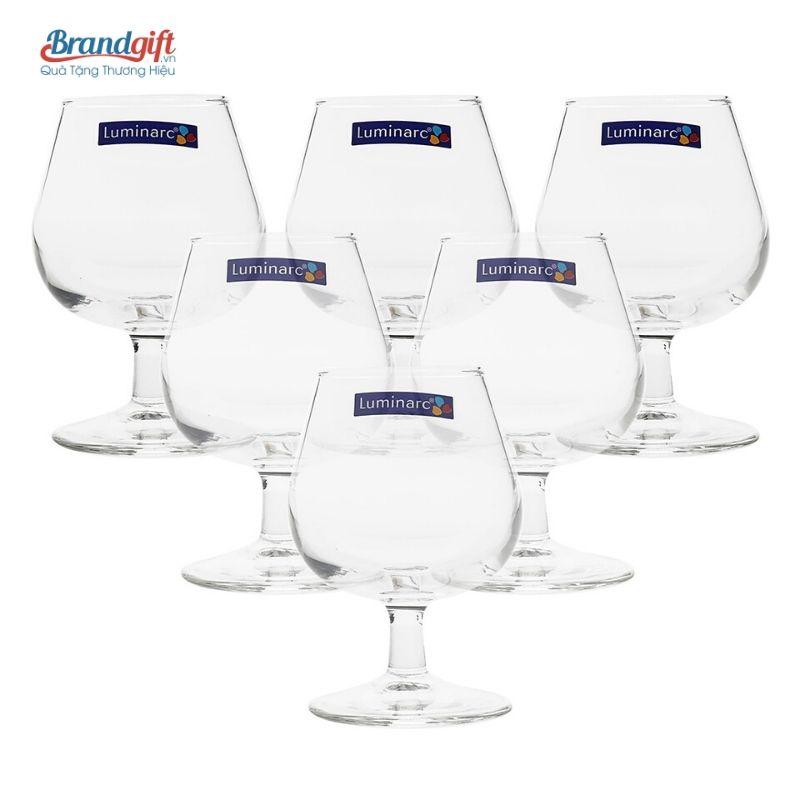 Bộ ly uống rượu Luminarc G2629 250ml