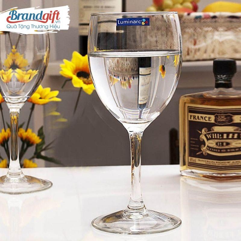 Bộ 6 ly Luminarc uống rượu vang 140ml