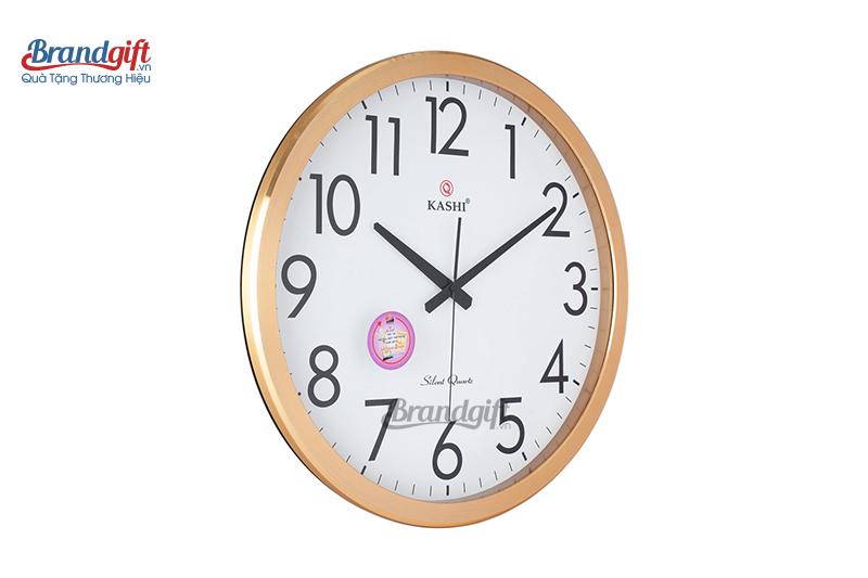 Mặt nghiêng đồng hồ treo tường hm465