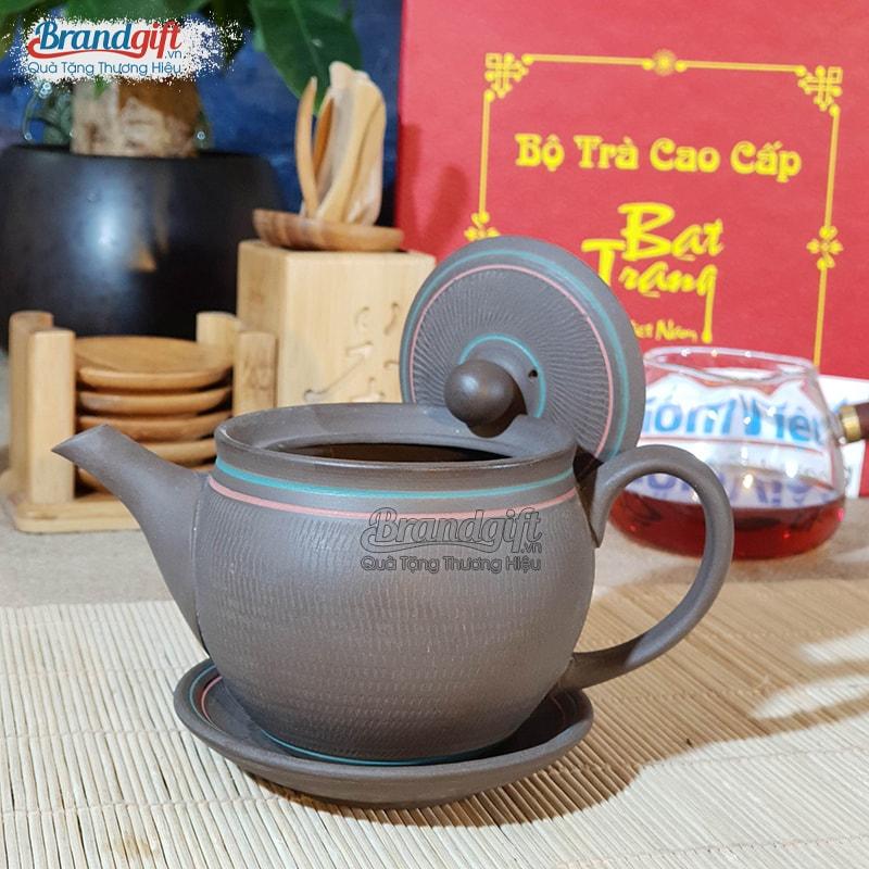 ấm trà Tử Sa Bát Tràng