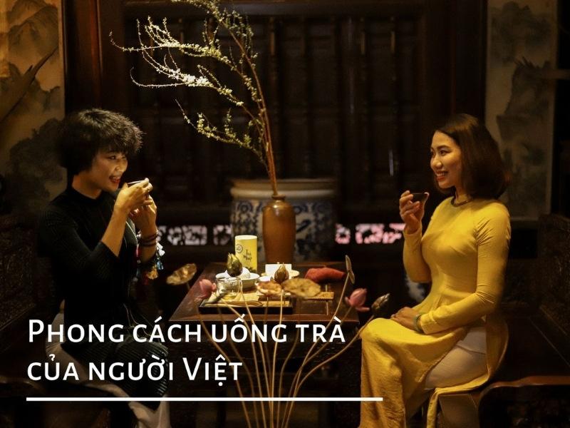 Bộ ấm chén uống trà