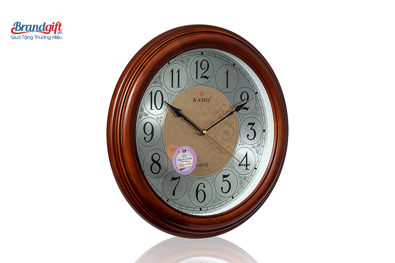 Đồng hồ treo tường số học trò đơn giản
