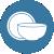 bát đĩa in logo