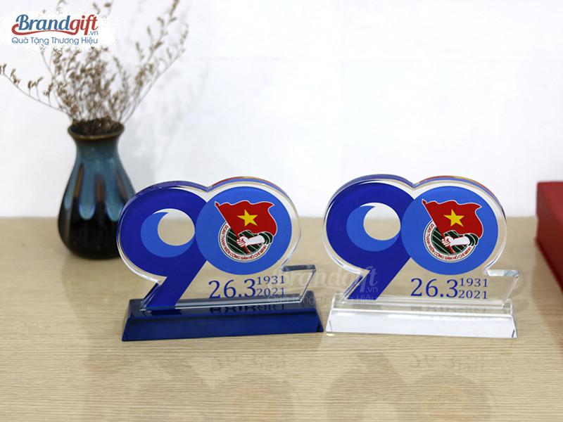 quà tặng kỷ niệm 90 năm thành lập Đoàn